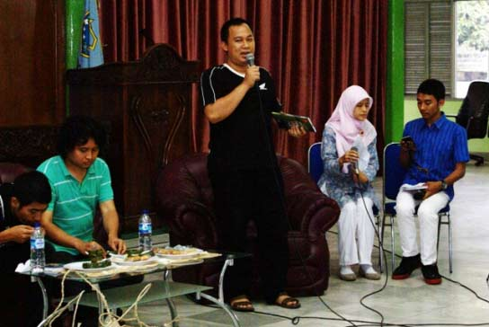 Workshop Menulis @Pandeglang